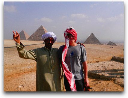 Henry and the Pyramids